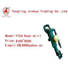 YT24 air compressor jack drill