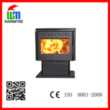 DISCOUNT Cold rolled Steel Wood Stove with CE WM204-1500
