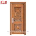 La nouvelle porte avant principale de gril de fer conçoit la porte en acier intérieure