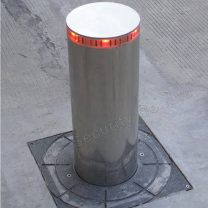 Electric Stainless Steel Automatic Hydraulic Road Bollards