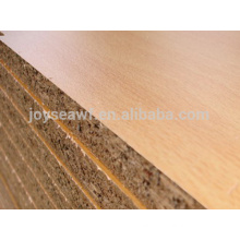 4x8 feet melamine faced partical board