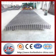 Factory Price Steel Rebar Welded Panel/Concrete Reinforcement Mesh Sheet/Reinforced Welded Wire Mesh Panel