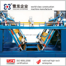 ISO9001:2008 eps 3d wall panel machine China supplier