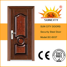 New Design and High Quality Steel Security Door (SC-S037)