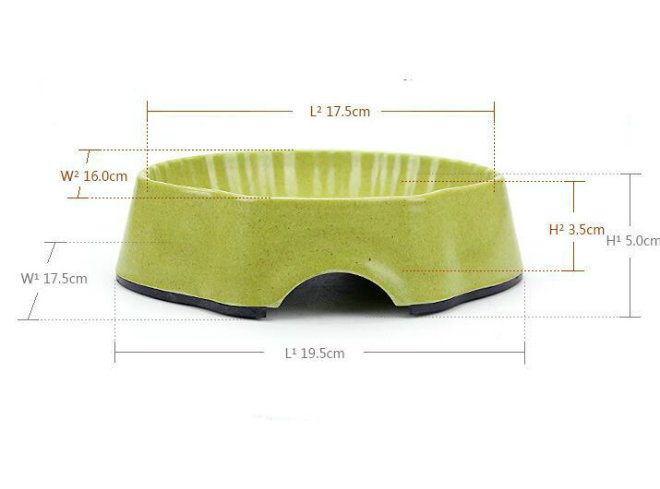 Shell-Type-Bamboo-Fiber-Dog-Bowl-Eco-Friendly-Non-Skid-Pet-Dish