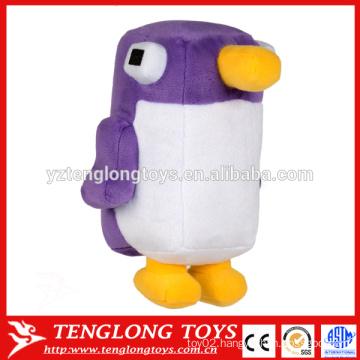 Funny Shape unique design plush chicken toy