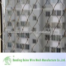Fornecimento de Fábrica de Aço Inoxidável Malha anti-roubo