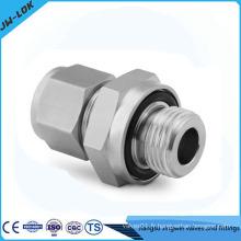Raccords de tuyaux en acier inoxydable 1/8, 1/4, 3/8, 1/2 pouce