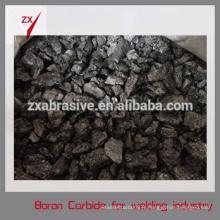 Matériau abrasif au carbure de bore populaire