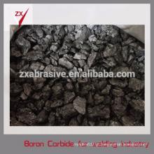 Material abrasivo de carboneto de boro Popular