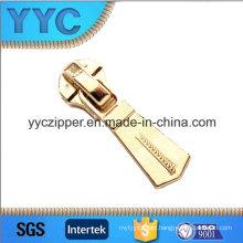 Yyc Metal Zipper Puller Golden Zipper Slider 3829