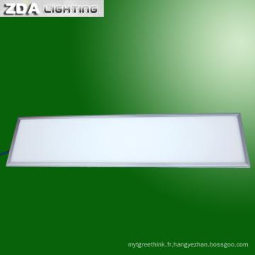 120LM/W panneau LED plafonnier en 1200X300mm