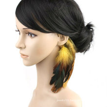 wholesale bulk china jewelry fashion Feather Earrings