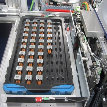 Blister Tray for Electronic Components