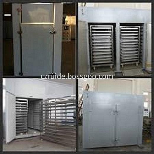 freezing drying machine