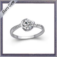 Мода Стиль 925 Steling Серебряное Кольцо