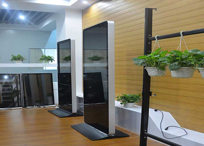 Digital Full Color LED Mirror Display