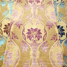Jacquard Chenille Stoffe für Sofa Dekoration