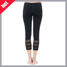 Custom Spandex Quick Dry Mulheres Sports Leggings Yoga Gym Vestuário