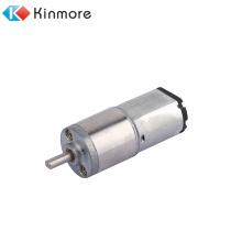 High torque low rpm electric gear motor for armarium