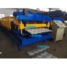 Beautiful Glazed Metal Tile Making Machine ,