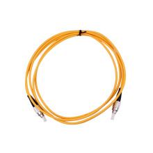 Cable de conexión de fibra óptica de 3M Yellow FC conector