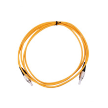 Cordon de raccordement fibre optique 3M Yellow FC Connector