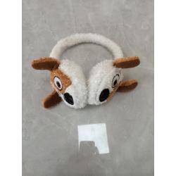 Animal Warm Feather Yarn Cute Ear Muff