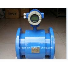 Digital Water Magnetic Flowmeter, Electromagnetic Flow Meter