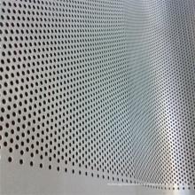 Fabricante de chapa perforada de bajo carbono