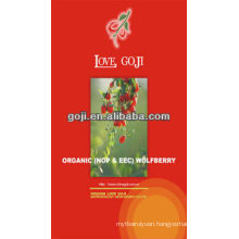 GOJI BERRIES--Production base