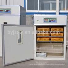 Incubadora automática de ovos Incubadora de frango Incubadoras de incubadoras de aves domésticas Candler