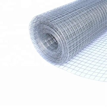 Welded Wire Mesh Rolls for Construction