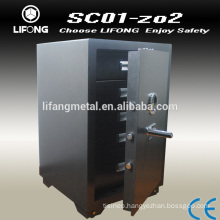 Heavy duty luxury security moving drawer safe with digital code
