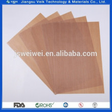 Heat Resistance non stick anti static PTFE coated Fabrics