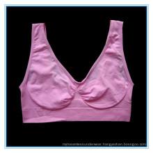 Spandex Seamless Vest Lady Vest Sports Wear
