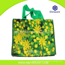 Neuer Entwurf beste Qualitätsgewohnheit wiederverwendbare faltende Einkaufstaschen