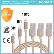 High Quality USB Data Charging Cable for iPhone 6 6s
