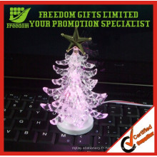 Cadeaux populaires de décoration d'arbre de Noël de RVB