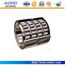 El fabricante de A & F suministra rodamiento de rodillos cilíndricos de cuatro hileras
