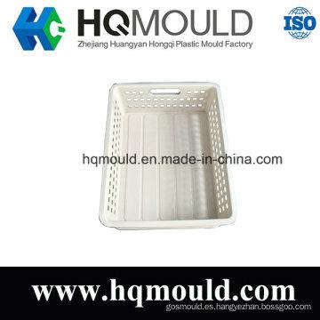 Molde de inyección de plástico de alta calidad para la caja de almacenamiento