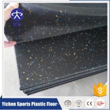 waterproof basketball courts rubber flooring for trucks