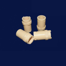 Customized Machining 99% Al2O3 / Alumina Ceramic Tube