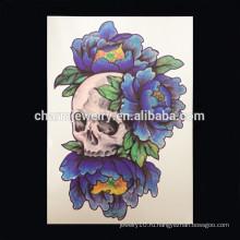 OEM Оптовая Красочные руку татуировки татуировки руку призрак руку татуировки W-1016
