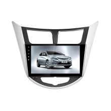Yessun 9 Zoll HD Auto GPS Navigation für Hyundai Verna (HD9021)