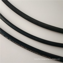 Fiber Braided Hydraulic Rubber Hose SAE100 R6 for Oil