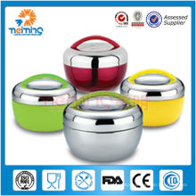 2013 New two layer airtight stainless steel lunch box
