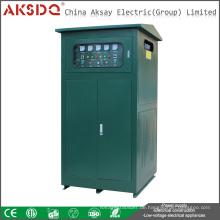 Heißer SBW 600KVA Dreiphasen-Stromversorgung Servomotor Typ 600KVA Automatischer Spannungsstabilisator