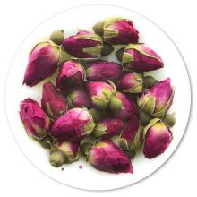 Chá de rosas secas