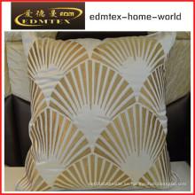 Bordado decorativo cojín almohada de terciopelo de moda (EDM0313)